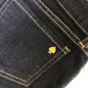 kate spade Jeans - Kate Spade Perry Street Blue Denim Jeans